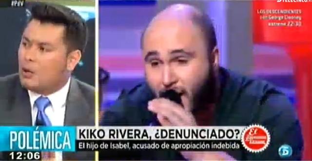 """Kiko Rivera podría entrar en prisión por registrar """"Así soy yo"""""""