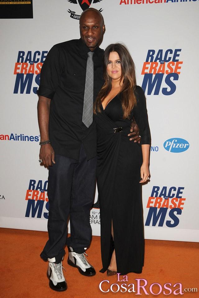 Khloe Kardashian conocía las infidelidades de Lamar Odom