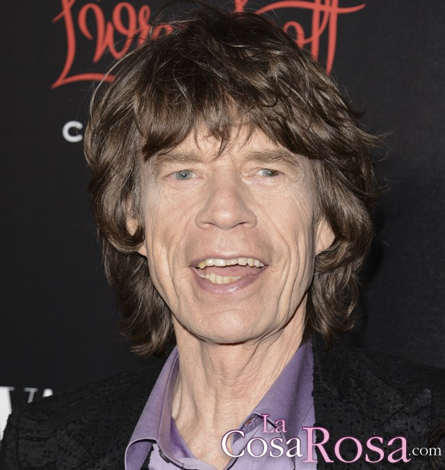 Mick Jagger se convertirá en bisabuelo a principios de 2014