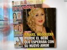 Raquel Mosquera sufre un aborto