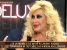 Raquel Mosquera demuestra que sufrió un aborto