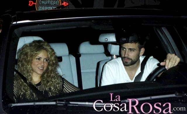 Shakira se siente presionada por su suegra para tener otro hijo