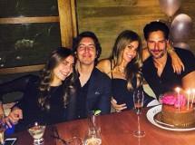 Sofia Vergara celebra su 42 cumpleaños con Joe Manganiello