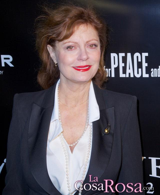 Susan Sarandon revela que tuvo un affaire con David Bowie