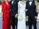 Vania Millán (Miss España 2002) se casa con el hermano de Sergio Ramos
