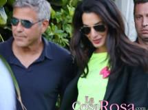 George Clooney y Amal Alamuddin, boda a la vista en Venecia