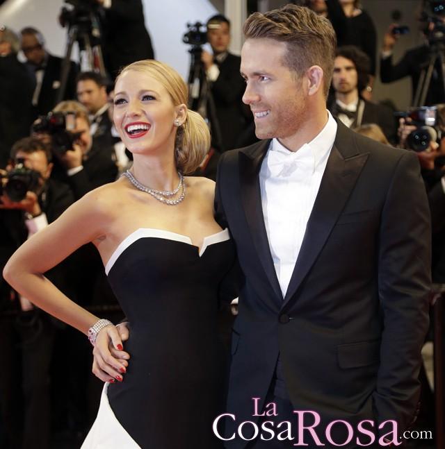 Blake Lively está deseando tener hijos con Ryan Reynolds