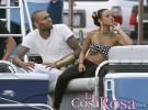 Chris Brown y su novia Karrueche al borde de la ruptura