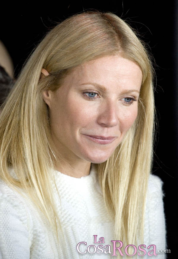 Gwyneth Paltrow, acusada de romper el matrimonio de Brad Falchuk