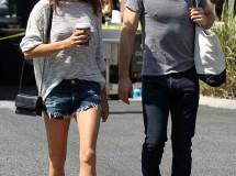 Ian Somerhalder y Nikki Reed evitan posar juntos en los premios Teen Choice 2014