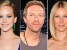 Gwyneth Paltrow, contenta de que su ex salga con Jennifer Lawrence