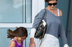 Tom Cruise y Katie Holmes no se dirigen la palabra desde su divorcio