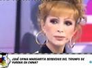 Yurena explica que su madre, Margarita Seisdedos, ya no la reconoce