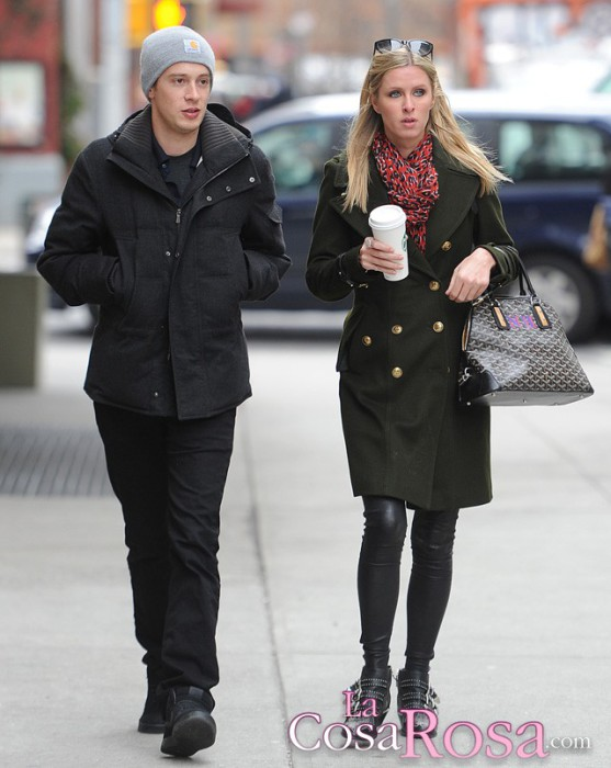Nicky Hilton, compromiso sentimental con James Rothschild