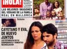 Cayetano Rivera y Eva González se reconcilian