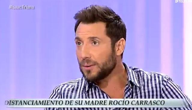 Antonio David Flores habla sobre su hija mayor y Rocío Carrasco