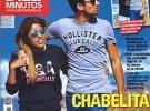 Chabelita y Alejandro, enamorados en la portada de Diez Minutos