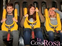 Chabelita se lo pasa de miedo en el Parque de Atracciones de Madrid