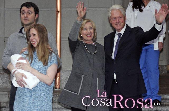 Mila Kunis, Chelsea Clinton y Snooki dan la bienvenida a sus hijas
