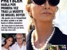 Isabel Preysler hace sus primeras declaraciones tras la muerte de Miguel Boyer
