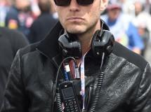 Jude Law espera su quinto hijo con su exnovia Catherine Harding