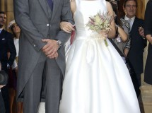 Leire Martínez (La oreja de Van Gogh) se casa con Jacobo Bustamante