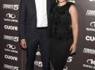 Jesulín de Ubrique y María José Campanario asisten a la premiere de Torrente 5