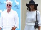 Richard Gere y Padma Lakshmi rompen su relación sentimental