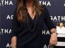 Sara Carbonero habla sobre Martín e Iker Casillas en un acto de Agatha París