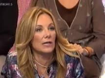 Belén Rodríguez contra Omar y Lucía en El debate de Gran Hermano 15