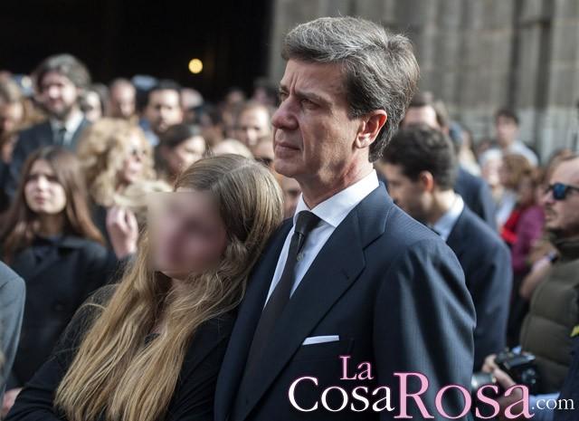 Cayetano Martínez de Irujo hospitalizado en Sevilla