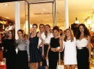 Paula Echevarría apoya la inauguración de la tienda de Dolores Promesas en París