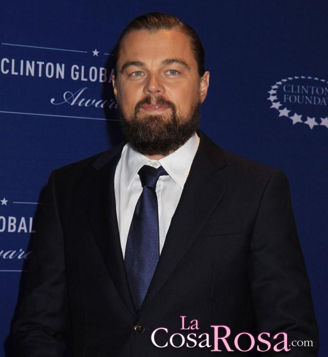 Leonardo DiCaprio celebra su 40 cumpleaños entre amigos