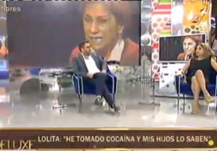 Lolita Flores habla de sus problemas económicos y sentimentales en Sálvame deluxe