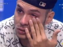 Omar se emociona tras ver a Lucía en Gran Hermano 15