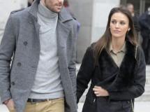 Helen Lindes vestirá de Rosa Clará en su boda con Rudy Fernández