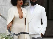La hermana de Beyoncé, Solange Knowles se casa con Alan Ferguson