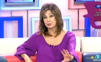 Ana Rosa Quintana da su apoyo a Sálvame