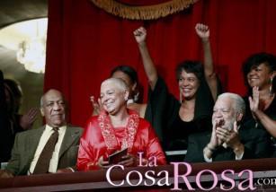 Camille Cosby defiende a su marido en plena tormenta mediática