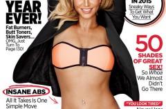 Britney Spears posa espectacular en biquini