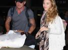 AnnaLynne McCord (90210) y Dominic Purcell (Prison Break) rompen tras tres años de relación