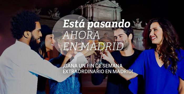 Vive Madrid con un estupendo fin de semana gratis