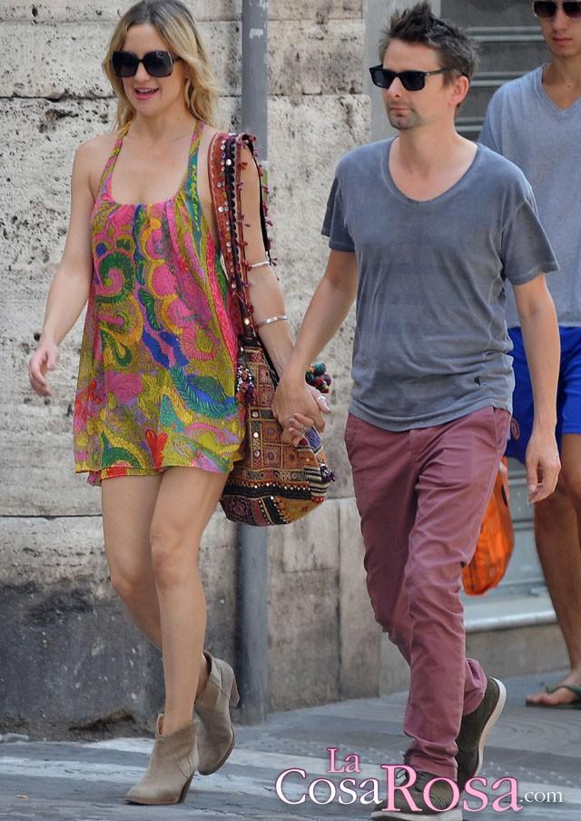Kate Hudson rompe su compromiso con Matt Bellamy