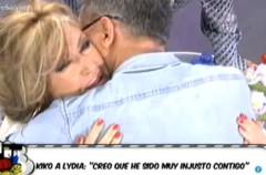 Kiko Hernández reconoce haber sido muy injusto con Lydia Lozano