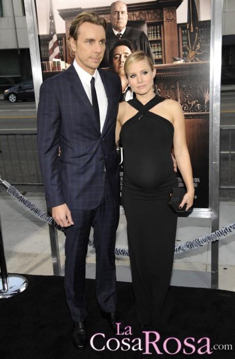 Kristen Bell y Dax Shepard dan la bienvenida a su segunda hija, Delta