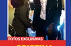 Cristina Pedroche sale con un jugador del Rayo Vallecano
