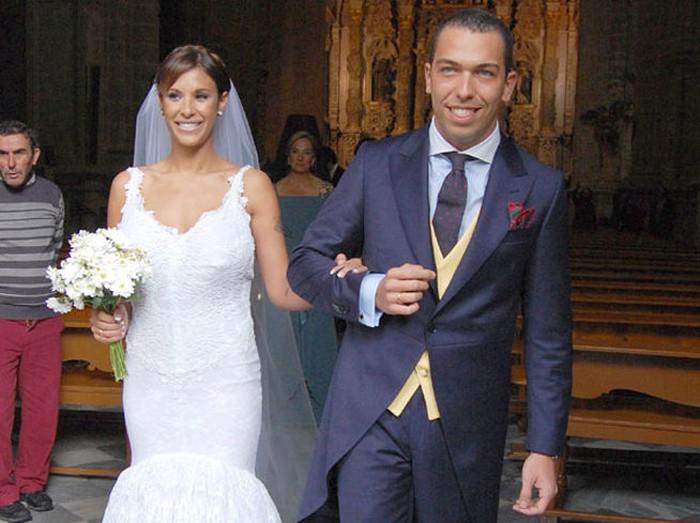 Alberto Isla y Techi se separan tras menos de un mes casados