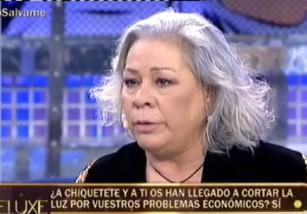 Carmen Gahona supera el polideluxe en su salsa