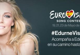 Edurne, vigésimo primer puesto en Eurovisión
