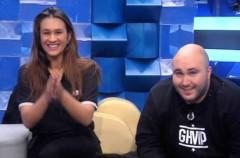 Kiko Rivera y su tenso encuentro con Laura Cuevas en Gran Hermano VIP